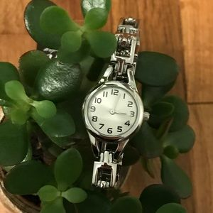 Accessories - 3 for $12 - Simple Silver Tone Watch